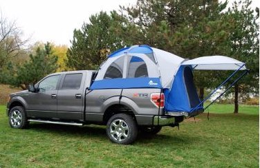 Sportz Ii Truck Tent (Truck Bed Tent Three-Season Comfort Features Waterproof Coating and Two-Ceiling Vents,)