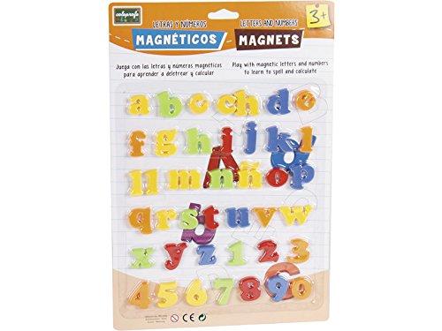 COLEPROFE Lettere e Numeri Magnetici