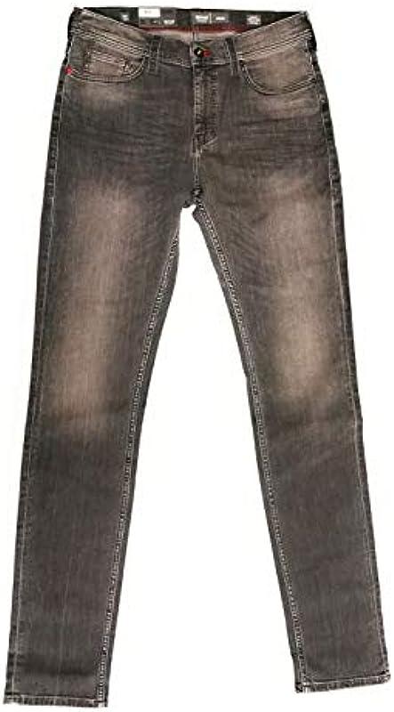 MUSTANG Męskie Vegas Slim Jeans: Odzież