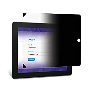 3M Easy-On Privacy Filter for Apple iPad 2/3/4 Landscape (MPF830123)