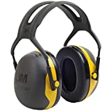Tools & Hardware : 3M Peltor X2A Over-the-Head Ear Muffs, Noise Protection, NRR 24 dB, Construction, Manufacturing, Maintenance, Automotive, Woodworking