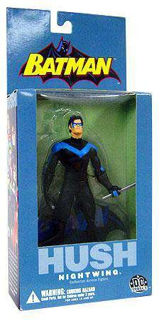 DC Direct Batman Hush Nightwing Collectors Action ()