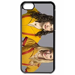 2 Broke Girls Iphone 5C Black Christmas Gifts&Gift Attractive Phone Case KHUAA522985