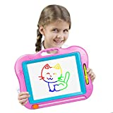 SLHFPX LOFEE Magna Doodle for Toddlers Girls Toys Age 2-7, Magnetic Doodle Board for Girls Birthday...