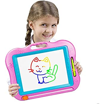 Amazon.com: LOFEE Magna Doodle for Toddlers Girls Toys Age ...