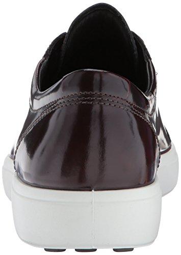 11 44 Eu Sneaker Tie Bordeaux Brevetto 7 Uomo Us M Moda Premium 00fwzqaO