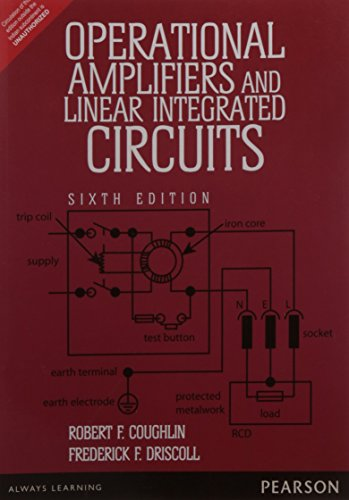Operational Amplifiers and Linear Integrated Circuits]()