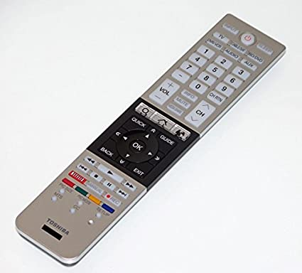 Toshiba CT-90302 Factory Original Remote Control