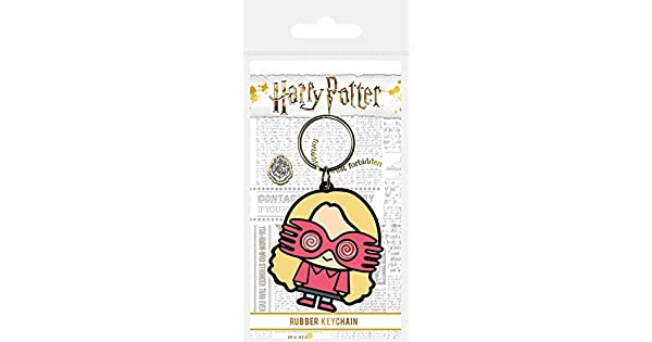 Amazon.com: Pyramid International Harry Potter - Llavero de ...