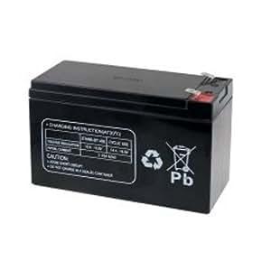 Batería de Calidad – Batería para UPS APC Back-UPS BK350-RS - Lead-Acid - PB - 12V - 7.2Ah
