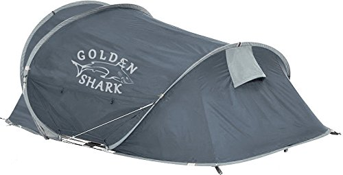 GoldenShark-Easy-3-Portable-POP-UP-3-Person-  sc 1 st  Discount Tents Nova & GoldenShark Easy 3 u2013 Portable POP-UP 3 Person Outdoor Tent ...