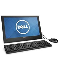 Dell Inspiron 20 3000 3043 All-in-One Computer - Intel Celeron N3540 2.16 GHz - Desktop - Black i3043-6250BLK