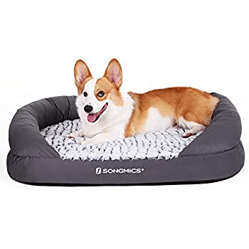 Amazon Com Joyelf Large Memory Foam Dog Bed Orthopedic