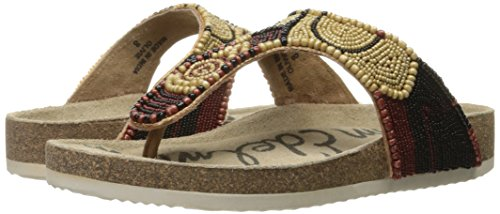 Olivie Edelman Women''s Brown Sam Sandal multi PAwHFB