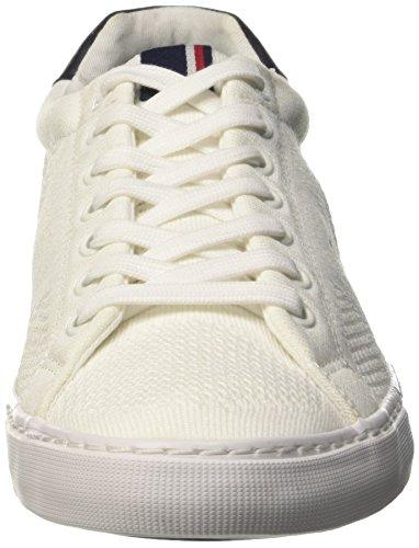 Tommy Hilfiger J2285Onas 1D - Zapatillas para hombre White