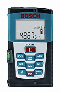 Bosch GLR225 Laser Distance Measurer (Discontinued by Manufacturer)