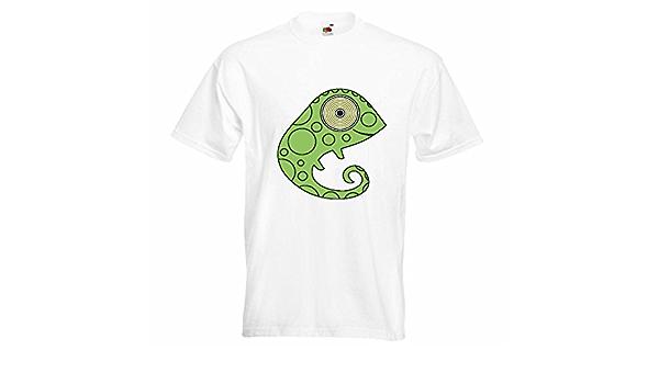 T-Shirt Camiseta Remera Poco Dulce LEGUAN CAMELION camaleón ...