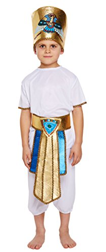 Henbrandt Egyptian Boy Age 10-12