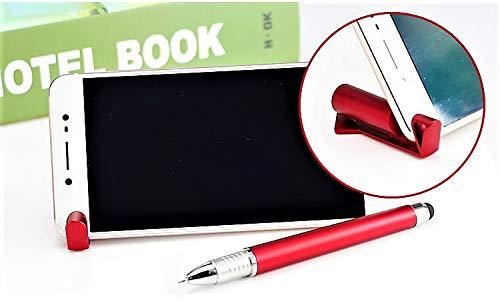 Shot Case Stylus Pen Holder for Nextbit Robin Smartphone 3 in 1 Ball Tablet Black