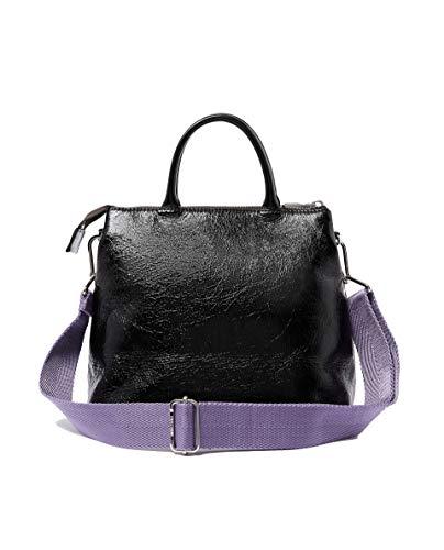 crossbody Lola Bimba leather Femme bag 182BBAL1B Large black y qWpWF1a4