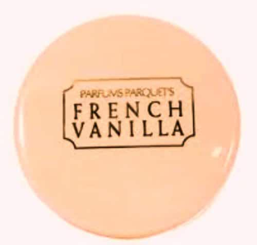 French Vanilla Dusting Powder by Dana With Puff 1.75 Oz