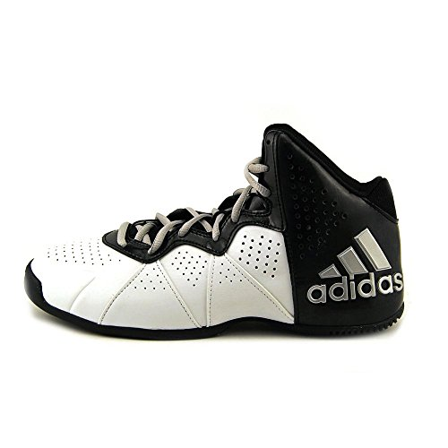 Adidas? Mens Pro Gladde Veer Basketbal Mid, Maat 7 M Ons