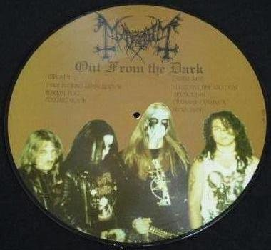 - Out From The Dark (Picture Disc)