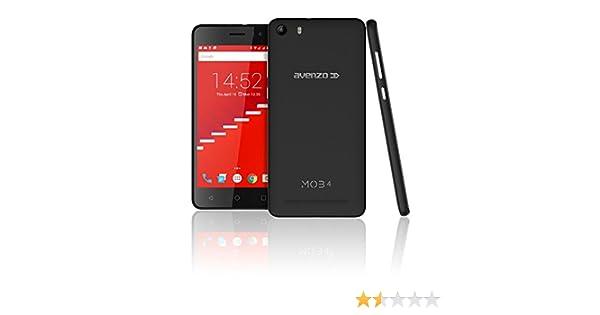 Móvil Avenzo MOB4 - Negro: Amazon.es: Electrónica