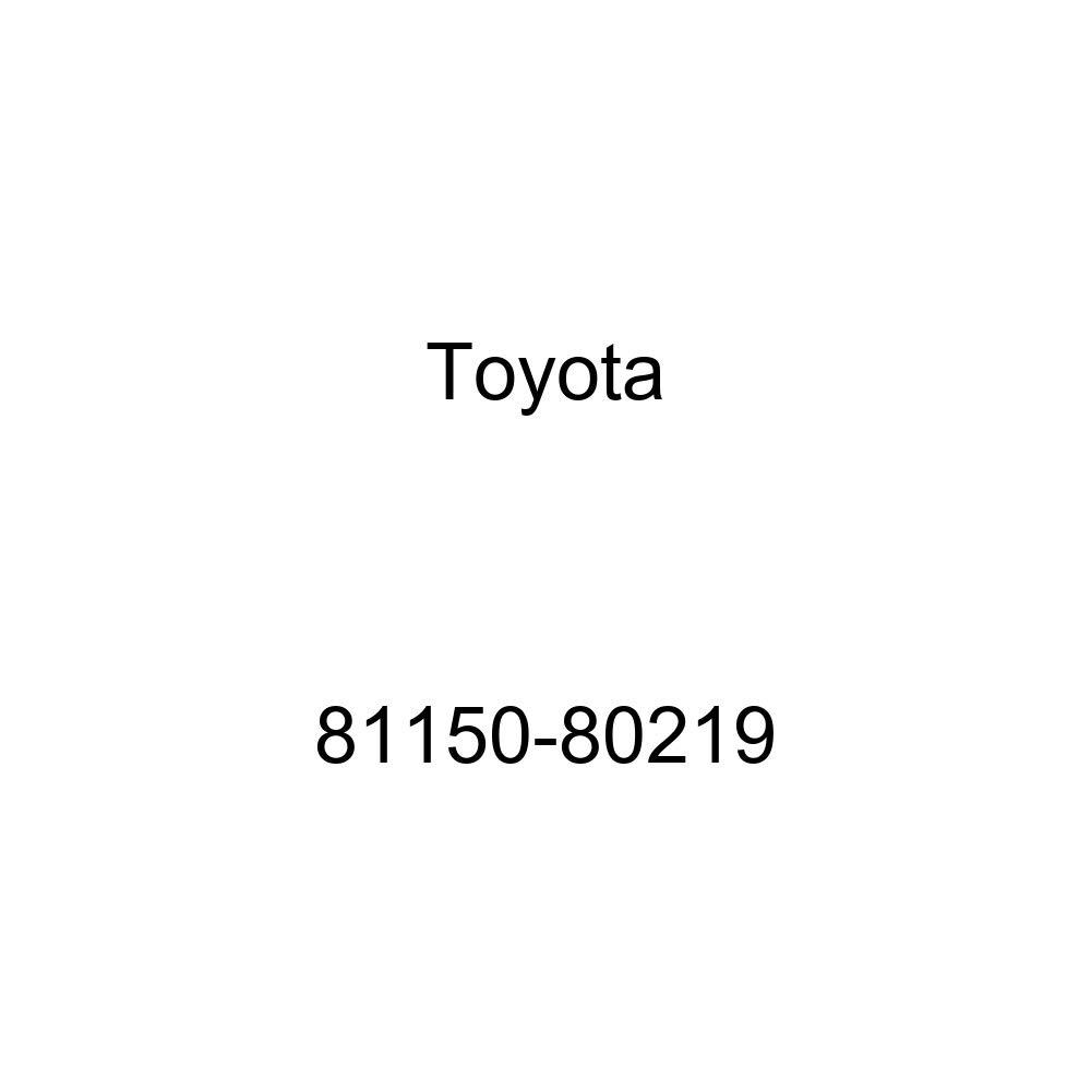 Toyota 81150-80219 Headlamp Assembly