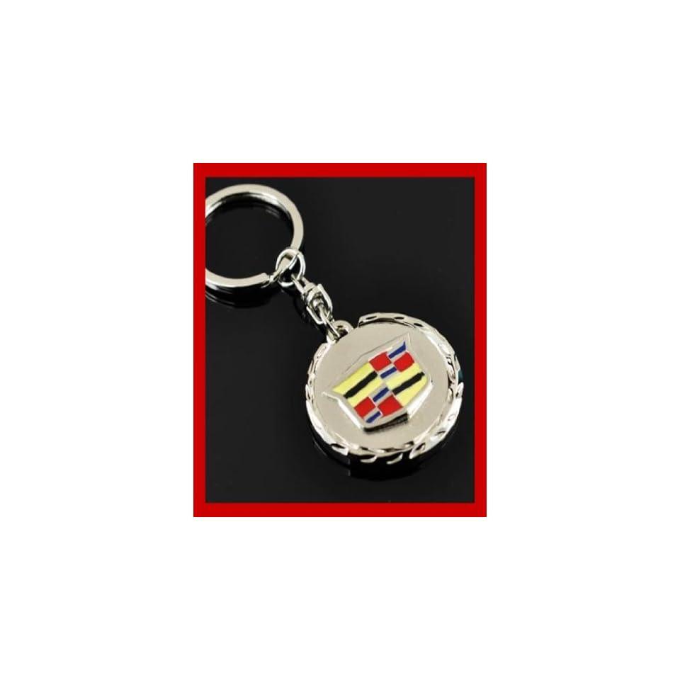 Bully CR 141 Chrome Cadillac Escalade Logo Hitch Cover