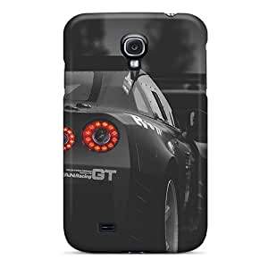 Samsung Galaxy S4 Ong57OoJg Allow Personal Design Beautiful Nissan Gtr Racing Image Protective Hard Phone Case -hardcase88