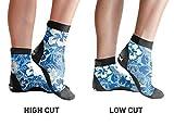 BPS 'Storm' Lycra Water Socks - Non Slip Socks