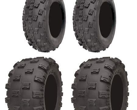 Juego de 4 duro Hookup Quad neumáticos 21 x 7 x 10 y 20 x 10 x 9 Radial marca e 6 capas: Amazon.es: Coche y moto