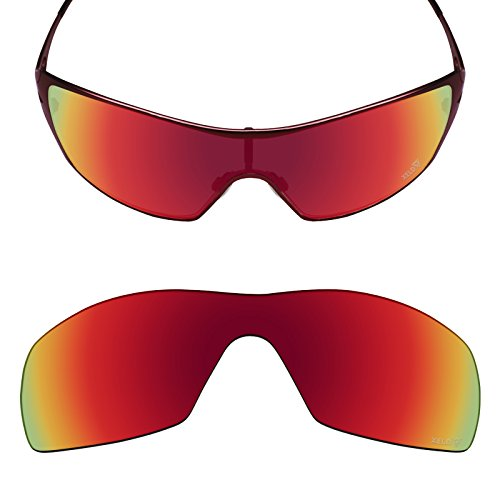 eb160f939793 Mryok XELD Replacement Lenses for Oakley Dart - Johnny Red - Buy ...