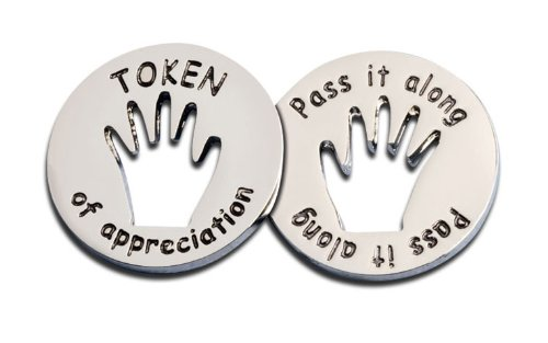 Tokens of Appreciation - Set of 10 Recognition Awards For Office & Classroom