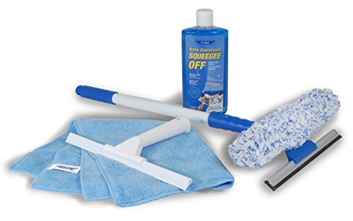 Ettore 2006 Total Glass Care Window Cleaning - Cleaning Formula Window