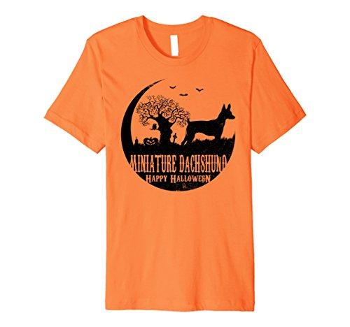 Mens MINIATURE DACHSHUND Dog Halloween Costume T-shirts Large (Halloween Costumes For Miniature Dachshunds)
