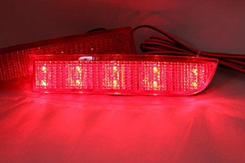 純正加工LEDリフレクター(無段階減光調整機能+スイッチ付き) 10系 アルファード 1年保証付送料無料 B076WW94XV