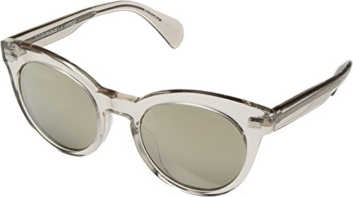 Oliver Peoples Women's Dore Dune/Taupe Flash - Dune Sunglasses