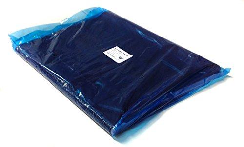 - Disposable Black Apron - Barrier Protection - 100 Aprons