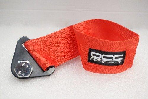 Occ Motorsport OCCRC013 Cinta Remolque Rojo