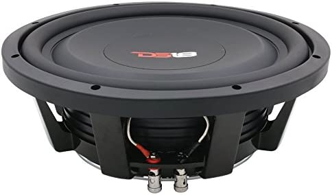 DS18 SW10S4 Shallow Mount Subwoofer