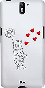 DailyObjects Candy Hearts Case For OnePlus One