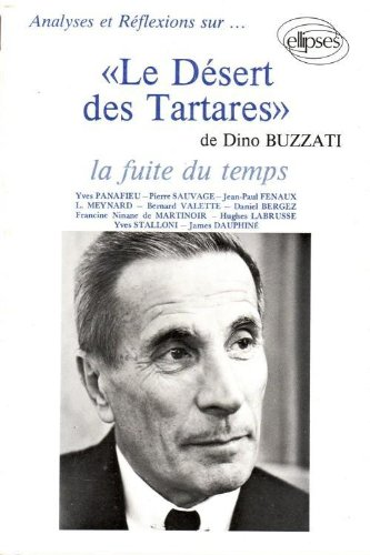 Le Desert Des Tartares [Pdf/ePub] eBook