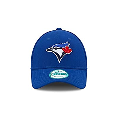 New Era 9FORTY-The League-MLB Toronto Blue Jays-Adjustable-40th Season Patch Hat Cap