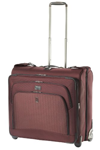 Travelpro Platinum 7 50″ Expandable Rolling Garment Bag – Wine, Bags Central