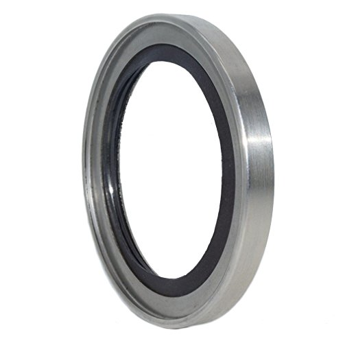 Stainless Steel Shaft Seal with PTFE Double Lips for Rotary Screw Air Compressor (68-90-10 mm) -