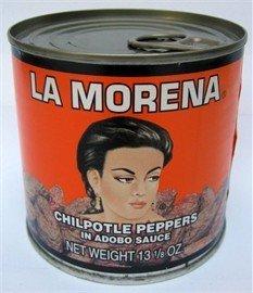 La Morena Pepper Chptl & Adobo Sce