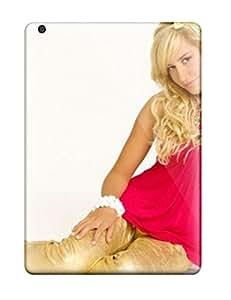Premium Durable Ashley Tisdale Spanish Red Sleeveless Fashion Tpu Ipad Air Protective Case Cover