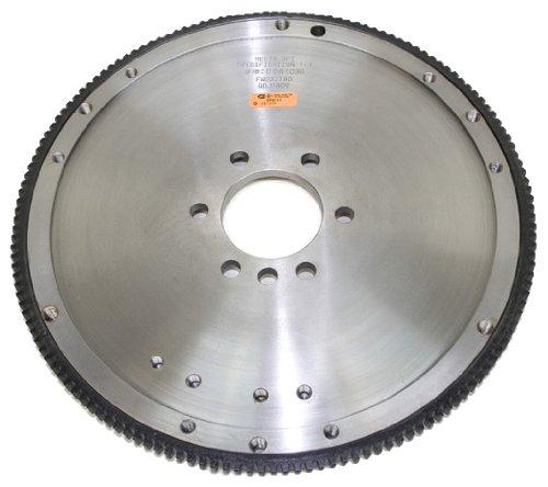 PRW 1632780 SFI-Rated 29 lbs. 153 Teeth 0-Balance Billet Steel Flywheel for Chevy 327-427 1963-85 - 2 Piece Set - Flywheel Steel 153 Teeth